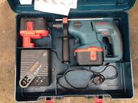 Bosch 24v SDS Plus Hammer Drill in MINT Condition