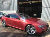Sept 2005 BMW M6 5.0 V10 SMG 500bhp FINANCE AVAILABLE