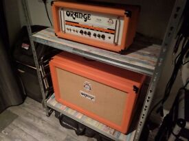 Orange TH30 & PPC212 Closed Back Cabinet