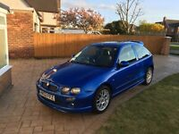 MG ZR 105+ for sale