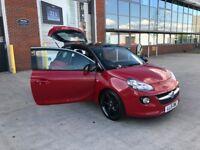 Vauxhall Adam 1.4 i VVT 16v SLAM 3dr, 6 MONTHS FREE WARRANTY, 1 OWNER