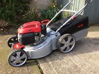 AL-KO 46 BR-A Comfort 4-in-1 46cm Petrol Lawnmower // Runs perfectly and in excellent condition