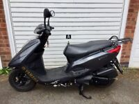 Yamaha Vity 125cc, Rev & Go Scooter, ** Immaculate Unabused Condition **