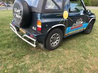 Suzuki vitara convertible auto LOW MILES