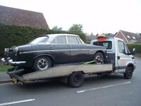 VEHICLE RECOVERY BREAK DOWN AND COLLECTION SERVICE