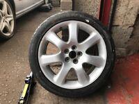 Toyota avensis alloy wheel