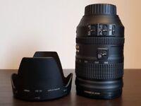 AF-S Nikkor 28-300mm f/3.5-5.6G ED VR Nikon Zoom Lens