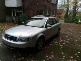 Audi a4 estate 1.9 tdi