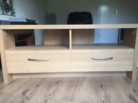 TV unit / sideboard - 2 drawers and shelf
