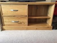 Oak to cabinet
