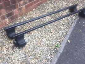 Thule roof bars 763 Plus 754 foot pack