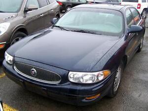 2003 Buick LeSabre Lesabre Custom 4 DR Sedan