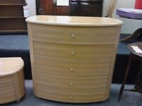 Chest of Drawers 5 Drawer GF026