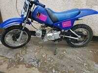 90cc loncin pit bike