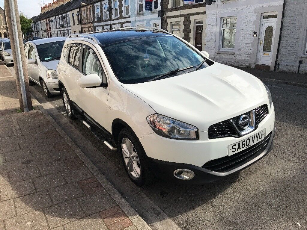 Nissan Qashqai+2 2.0 dCi Acenta 5dr, fsh, NICE SPEC immaculate 7seater. NEW SERVICE & MOT NEW PRICE