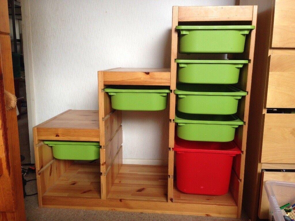 ikea toy storage unit in bradford on avon wiltshire. Black Bedroom Furniture Sets. Home Design Ideas