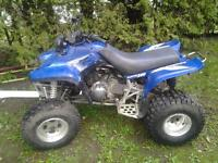 yamaha warrior 1992