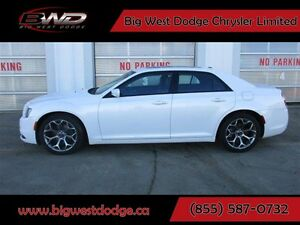 2015 Chrysler 300 S Sport V6 Leather Sunroof