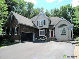 479 900$ - Maison 2 étages à vendre à Hudson