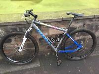 Proffesional Giant XTC bike