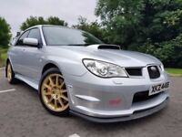 April 2009 (Hawk Eye) Subaru Impreza 2.5 STI Type UK PPP 330bhp DCCD, Full Subaru History! Only 56k!