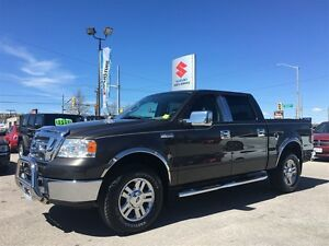 2007 Ford F-150 XLT ~Low Km's ~Chrome Side Steps & Grille Guard