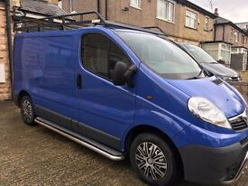 2013 Vauxhall Vivaro 2.0 CDTi 2700 Blue Panel Van 4dr SWB, Low Miles, MUST SEE!