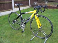 Giant OCR road bike, 27 speed campagnolo mirage