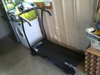 Salus sports X life sports treadmill