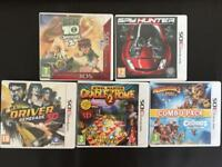 5 3DS Games