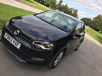 2014 (63) VOLKSWAGEN POLO 1.2 TDI MATCH 5DR FULLY LOADED - (TDI,SE,DIESEL,1.2,CHEAP,£20 TAX)