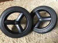 iCandy Peach Jogger Rear Wheels - Pair