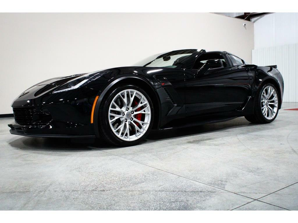 2019 Black Chevrolet Corvette   | C7 Corvette Photo 9