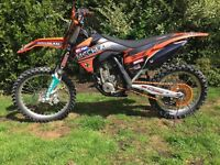 Ktm 250 2012 excellent condition one owner ( crf kxf yzf cr kx rm yz kx )