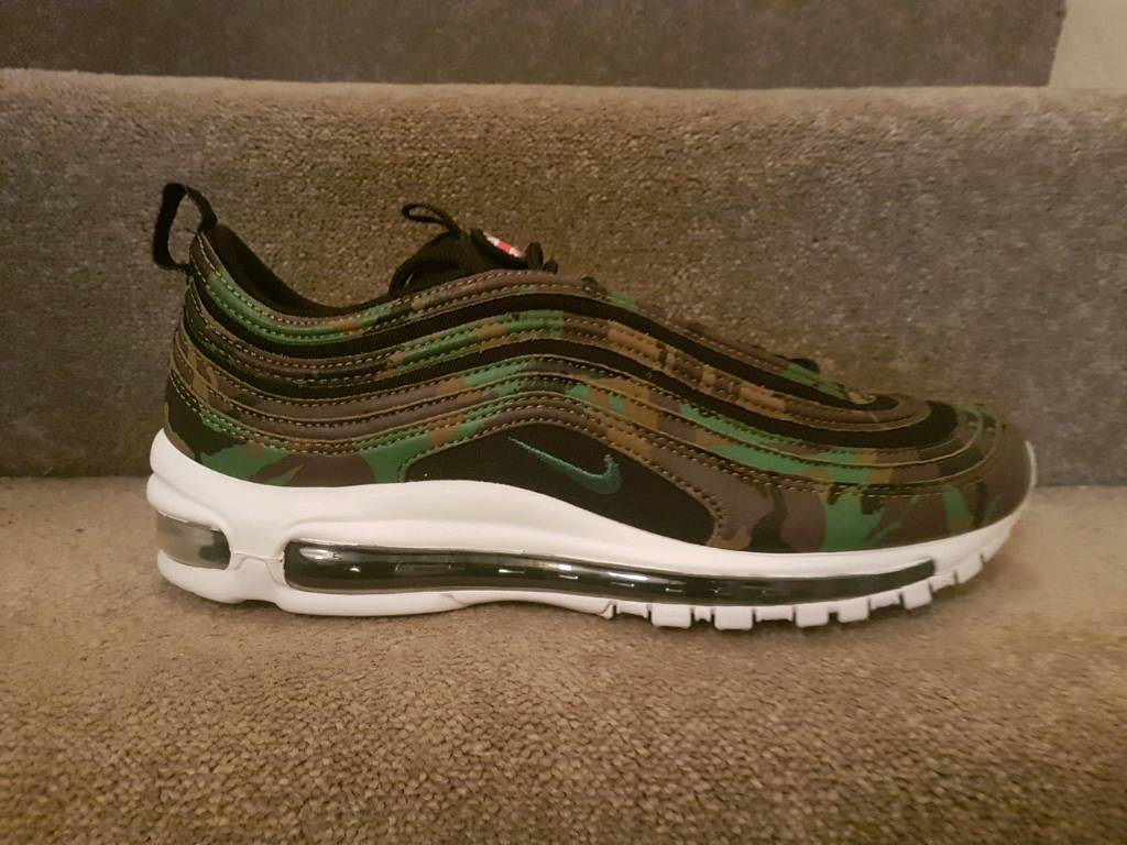official photos a9a4d 0ac62 ❤NIKE AIR MAX 97'S CAMO❤ | in Greenwich, London | Gumtree