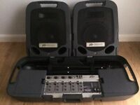 Peavey Escort MK2 All-In-One PA Speaker System