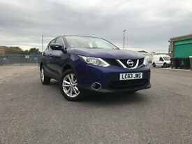 2014 Nissan Qashqai -Low Mileage- Hpi Clear