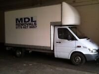 House removals man and van service furniture removals sofa etc house clearance