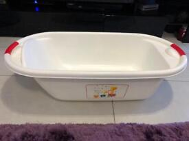 Mothercare Little Circus Bath & Top & Tail Bowl
