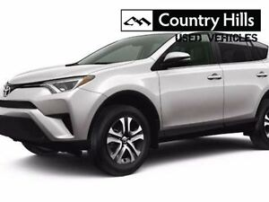 2016 Toyota RAV4 LE 4dr All-wheel Drive