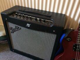 Epiphone Les Paul Studio and Fender Mustang II 110W Amplifier