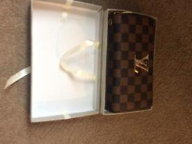 Brand new boxed purses. LV & ted baker