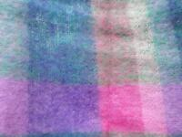 Two Beautiful Mohair Blanket Throws