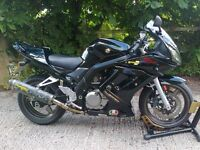 Suzuki SV650s Spring bargain, be quick!