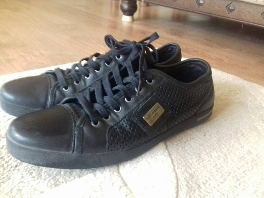 Dolce and Gabbana shoes size 9
