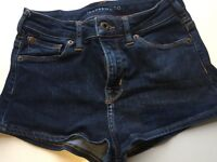 Jack Wills Kyrewood Demin shorts W6