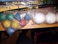Junior Hockey Sticks (X15) + Large Holdall Bag & Balls