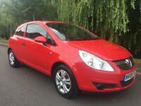 VAUXHALL CORSA 1.0 ACTIVE LOW MILEAGE FULL MOT IMMACULATE FIRST TO SEE WILL BUY