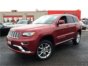 2015 Jeep Grand Cherokee SUMMIT**LEATHER**NAVIGATION**AIR SUSPEN