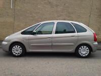 1 Year MOT TOP SPEC : Picasso 1.6 HDI ( Diesel ) LOW MILES, FULL SERVICE HISTORY